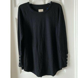 CHASER 1047160 Waffle Thermal Tunic Top Shirt XXL